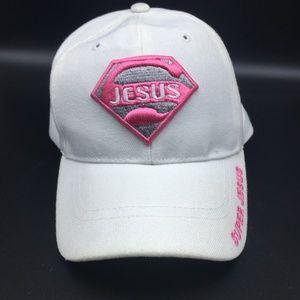 Accessories - Super Jesus Ball Cap